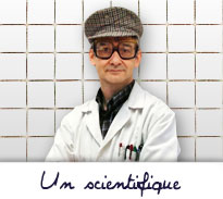Un scientifique